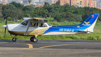 HK-5182-G - Flying Center Cessna 172 Skyhawk (all models except RG)