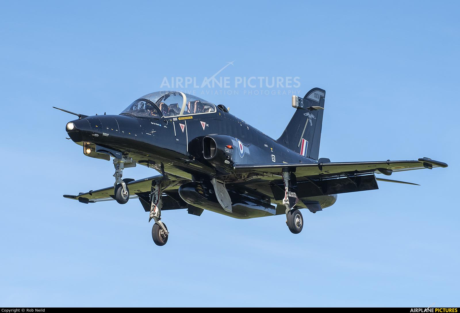 Royal Air Force ZK026 aircraft at Valley