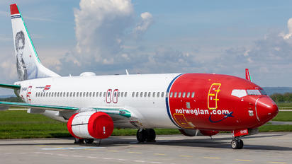 EI-FHW - Norwegian Air International Boeing 737-800