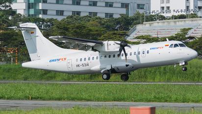 HK-5314 - EasyFly ATR 42 (all models)