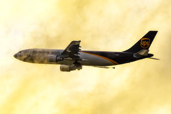 N138UP - UPS - United Parcel Service Airbus A300F