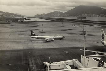 VH-EAC - QANTAS Boeing 707-300