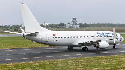 TC-SPF - SunExpress Boeing 737-800