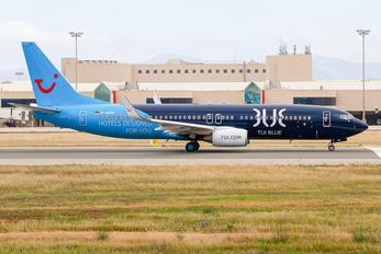 D-ABKM - TUIfly Boeing 737-86J