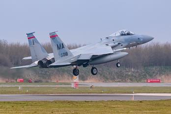 83-0018 - USA - Air Force McDonnell Douglas F-15C Eagle