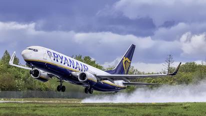9H-QBQ - Ryanair (Malta Air) Boeing 737-8AS