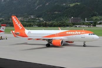OE-IVI - easyJet Europe Airbus A320