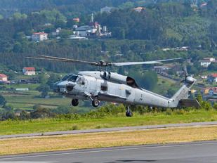 HS.23-10 - Spain - Navy Sikorsky SH-60B Seahawk
