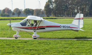 D-MDSK - Private Ikarus (Comco) C42