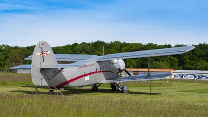 SP-ASR - Private Antonov An-2
