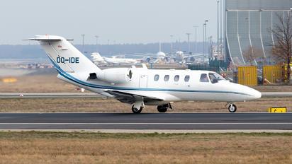 OO-IDE - ASL - Air Service Liege Cessna 525 CitationJet