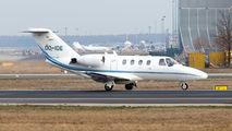 OO-IDE - ASL - Air Service Liege Cessna 525 CitationJet aircraft