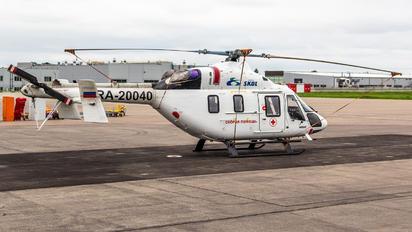 RA-20040 - SKOL Airlines Kazan helicopters Ansat