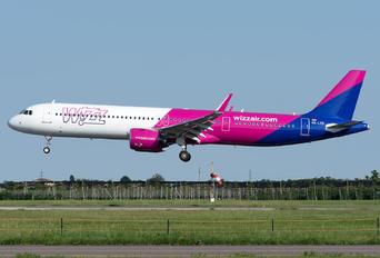 HA-LVS - Wizz Air Airbus A321 NEO