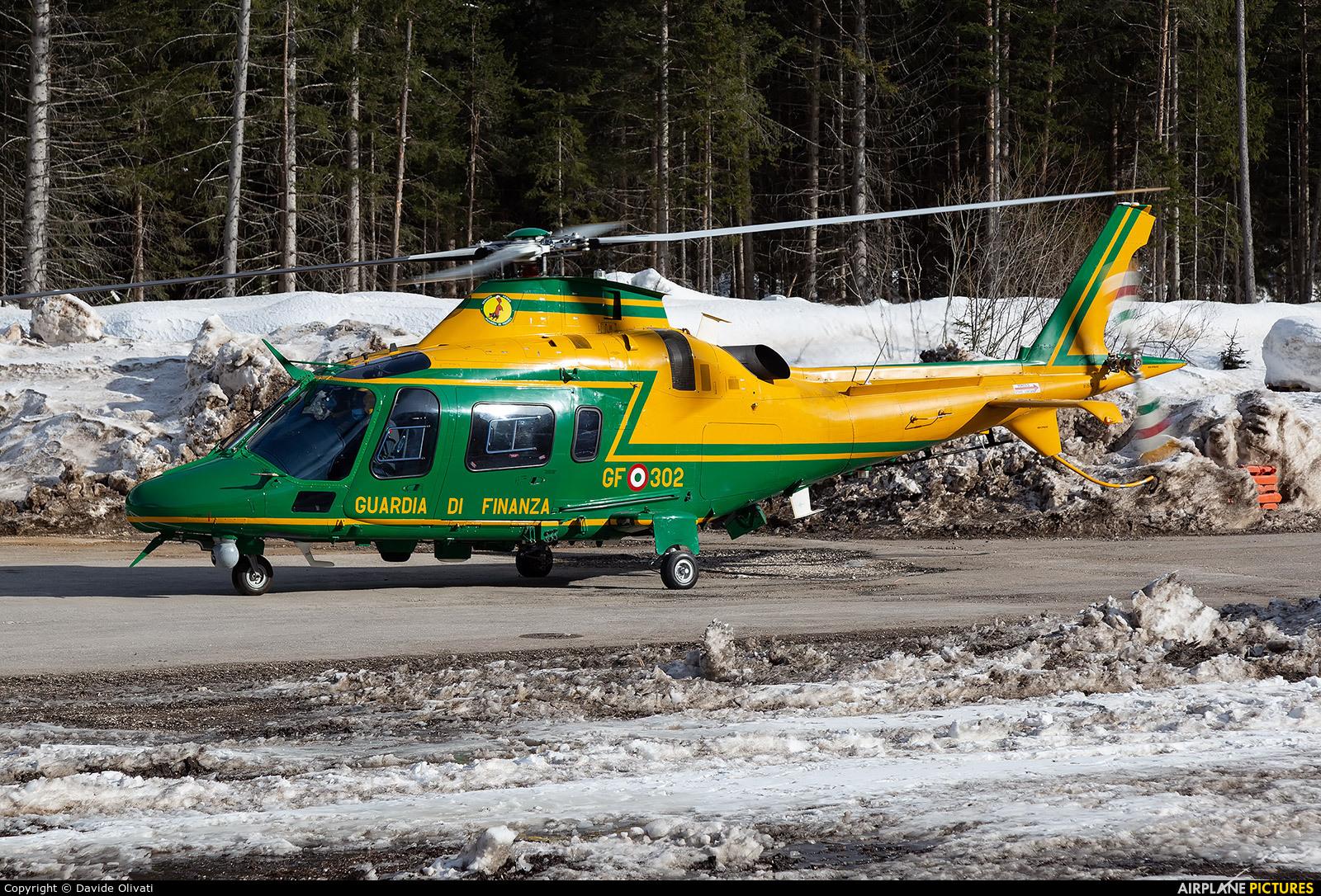 Italy - Guardia di Finanza MM61680 aircraft at Off Airport - Italy