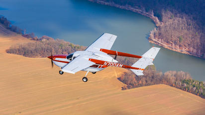 N700AM - Private Cessna 337 Skymaster