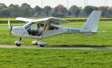 D-MYAK - Private Aeroprakt A-22 L2