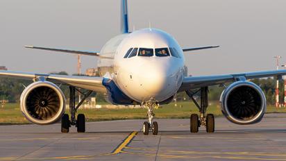 OY-RCL - Atlantic Airways Airbus A320 NEO