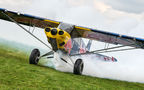 Private Cub Crafters Carbon Cub SS SP-YHB at Piotrków Trybunalski airport