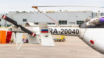 RA-20040 - SKOL Airlines - Airport Overview - Aircraft Detail