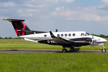 G-VALK - Private Beechcraft 200 King Air
