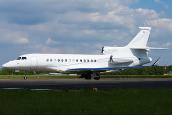 G-CRNS - TAG Aviation Dassault Falcon 7X