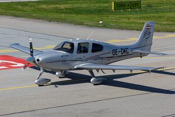 OE-DKC - Private Cirrus SR-22 -GTS