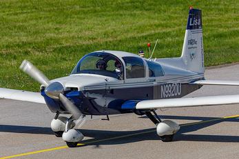 N9920U - Private Grumman American AA-5A Cheetah