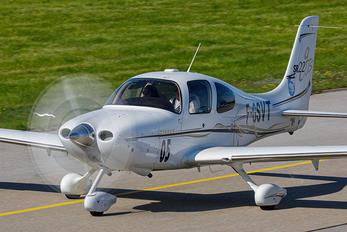 F-GSVT - Private Cirrus SR22-GTS G3 Turbo