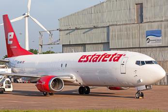 OE-IAG - Estafeta Carga Aerea Boeing 737-4Q8