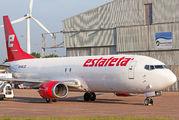 OE-IAG - Estafeta Carga Aerea Boeing 737-4Q8 aircraft
