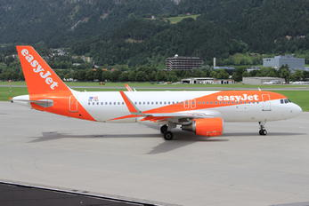 OE-ICI - easyJet Europe Airbus A320