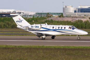 9A-DWA - Winair Aviation Cessna 525A Citation CJ2