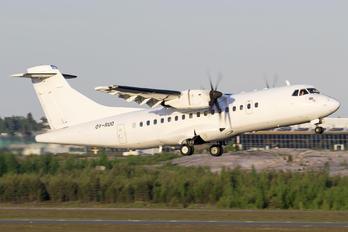 OY-RUO - Danish Air Transport ATR 42 (all models)
