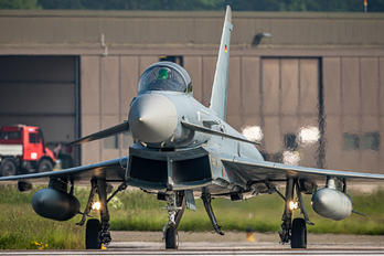 30+11 - Germany - Air Force Eurofighter Typhoon S