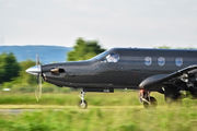 D-FOOD - Air Augsburg Pilatus PC-12NG aircraft