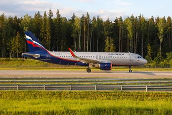 VP-BJA - Aeroflot Airbus A320