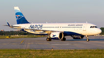 OY-RCL - Atlantic Airways Airbus A320 NEO aircraft