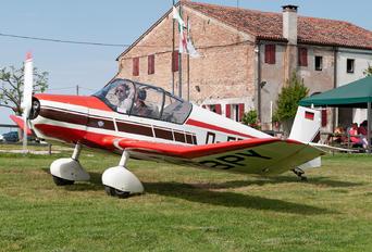 D-EBPY - Private Jodel D120 Paris-Nice