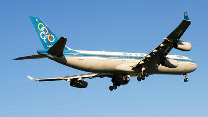 SX-DFC - Olympic Airlines Airbus A340-300