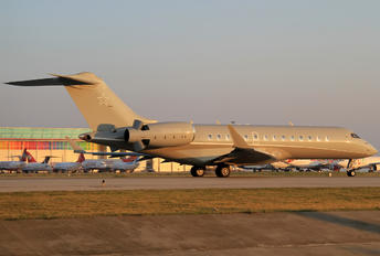 N887WS - Private Bombardier BD-700 Global Express