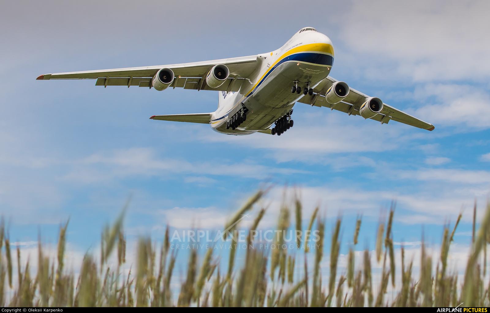 Antonov Airlines /  Design Bureau UR-82072 aircraft at Kyiv - Gostomel