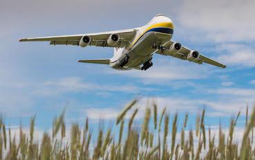 UR-82072 - Antonov Airlines /  Design Bureau Antonov An-124-100 Ruslan