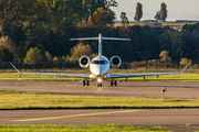 OE-HUG - International Jet Management gmbh Bombardier BD-100 Challenger 300 series aircraft