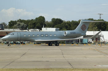 N313AG - Private Gulfstream Aerospace G-V, G-V-SP, G500, G550
