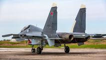 RF-34011 - Russia - Navy Sukhoi Su-30SM aircraft