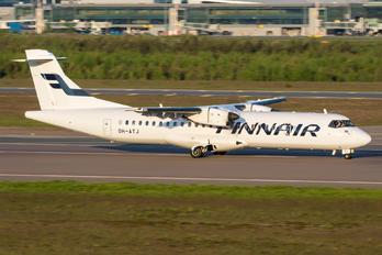 OH-ATJ - Finnair ATR 72 (all models)