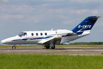 G-CMTO - Private Cessna 525 CitationJet