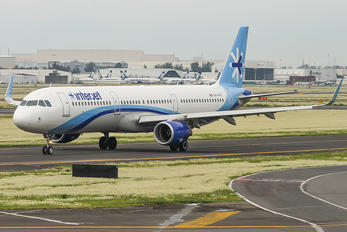 XA-PAT - Interjet Airbus A321
