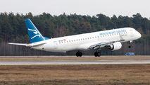 4O-AOA - Montenegro Airlines Embraer ERJ-195 (190-200) aircraft